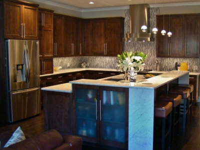Timarron Transitional Kitchen