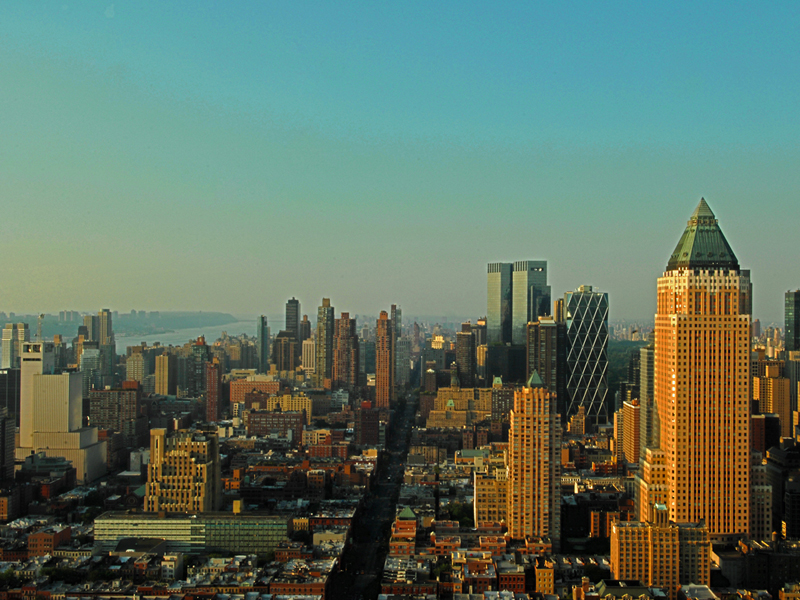 NY Look North From Hells Kitchen 1A 1080