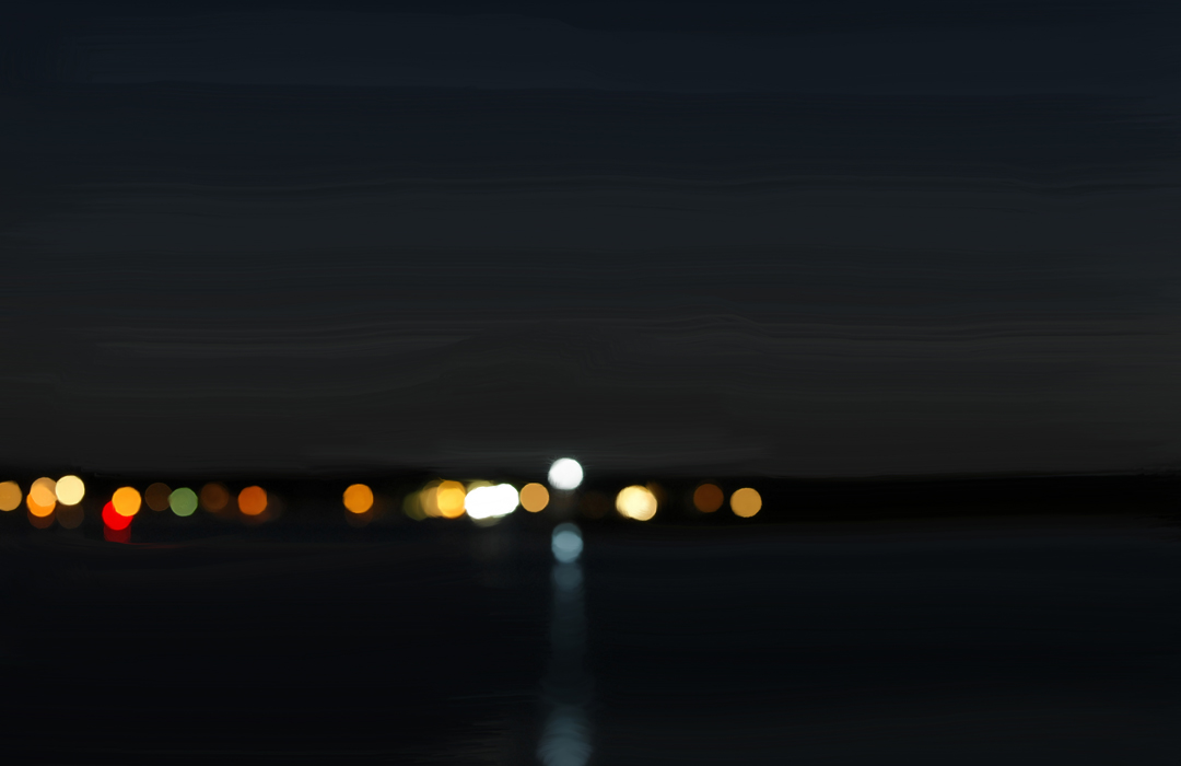 Newport Lights in Blur Painted A1 1080