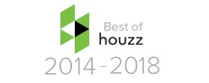 Best of Houzz 2014 – 2018!